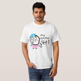 Mijn T-shirt van Nama Jeff