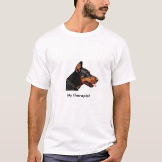 Mijn therapeut t shirt