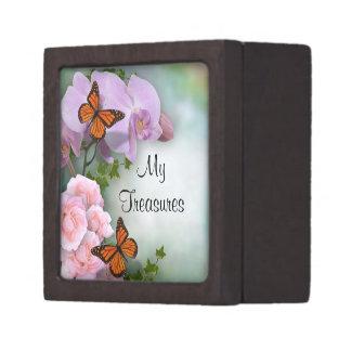 Mijn vlinders van de Doos van de schattenGift Premium Juwelen Doos