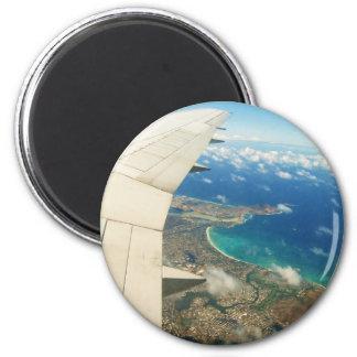 Mijn volgende vlucht magneet