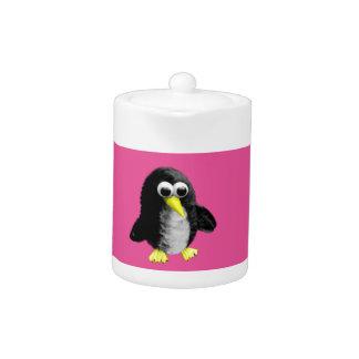 Mijn vriend de pinguïn