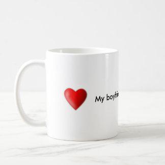 Mijn vriend is de Beste koffiemok