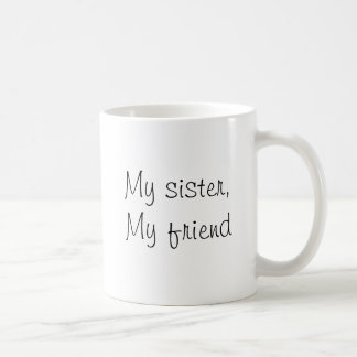 Mijn zuster, Mijn vriend Koffiemok