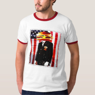 Mijnheer Cheeseburger T Shirt