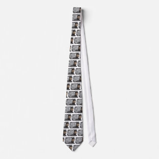 mijnwerker die de lichten houden club stropdas