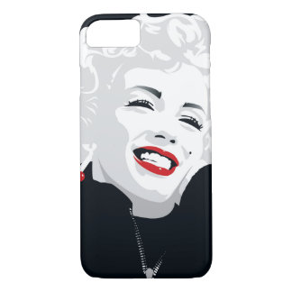 Miki Marilyn iPhone 7 Hoesje