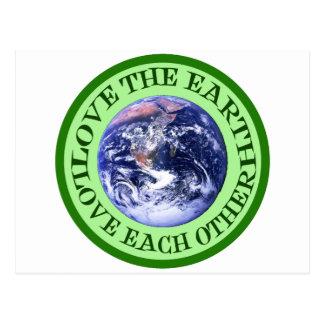 Milieu Voorlichting Briefkaart