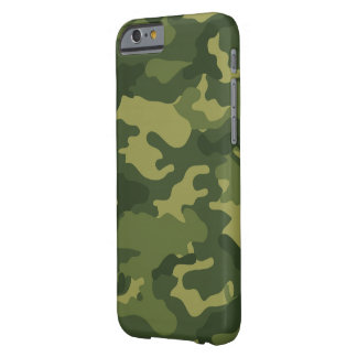 Militair Patroon Camo Barely There iPhone 6 Hoesje