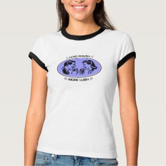 Minder doen zwijgen Weelderiger T Shirt