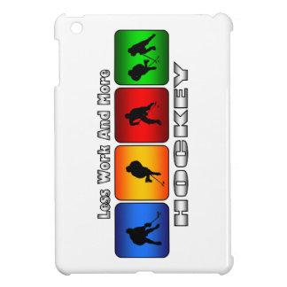 Minder Werk en Meer MiniHoesje van het Hockey #2 iPad Mini Cover