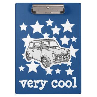 Mini auto klembord