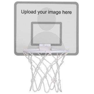 Mini het basketbalhoepel van de douane met mini basketbalbord