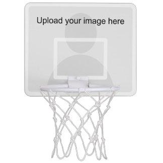 Mini het basketbalhoepel van de douane met mini basketbalring