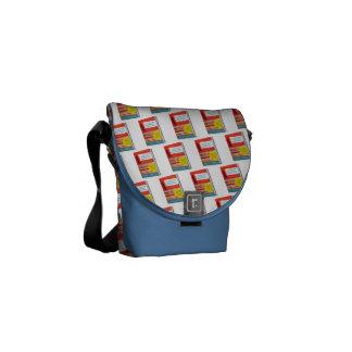 Mini lGBTQ-Inclusieve boodschapperszak - Courier Bags