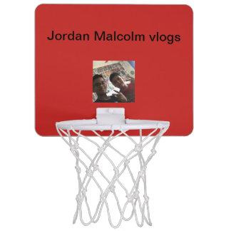 Mini mini het basketbalhoepel van Jordanië en van Mini Basketbalring