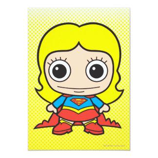 Mini Supergirl Kaart