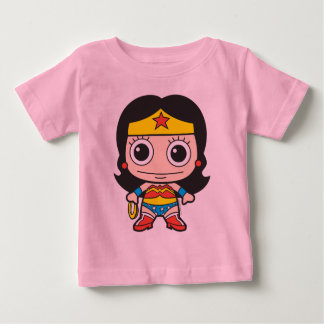 Mini Wonder Vrouw Baby T Shirts
