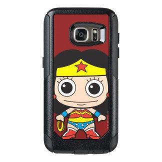 Mini Wonder Vrouw OtterBox Samsung Galaxy S7 Hoesje