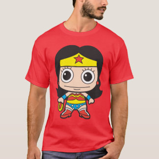 Mini Wonder Vrouw T Shirt