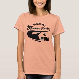 Miniatuur Mamma Pinscher T Shirt