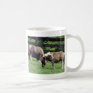 Miniatuur Paarden Koffiemok