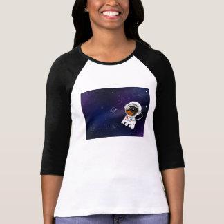 Miniatuur Pinscher (Min Speld) in de RuimteT-shirt T Shirt