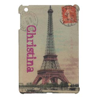 MiniHoesje van iPad van de Toren van Eiffel het Vi iPad Mini Hoesje