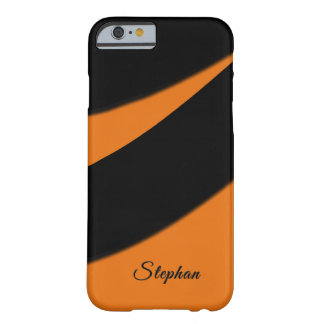 Minimale Abstracte Gepersonaliseerd Barely There iPhone 6 Hoesje