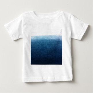 Minimalistische Benadering 2 Indigo Baby T Shirts
