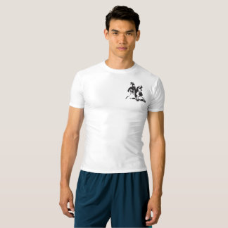 Minimalistische Gladiator Rashguard T Shirts