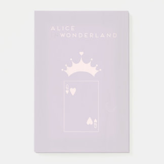 Minimalistische Sprookjes | Alice in Sprookjesland Post-it® Notes