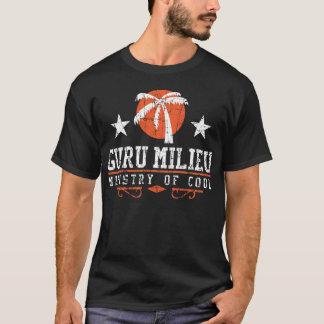 Ministerie van Koele t-shirt