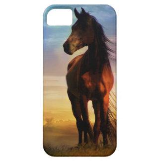 Minnaar I van het paard de Dekking van de Telefoon Barely There iPhone 5 Hoesje