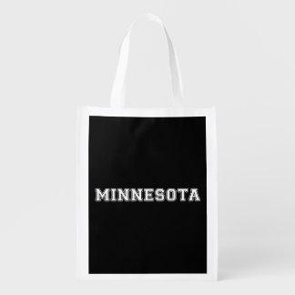 Minnesota Herbruikbare Boodschappentas