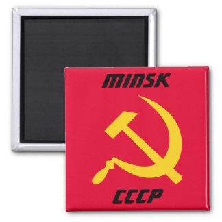 Minsk, CCCP Sovjetunie Magneet