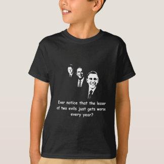 Minste van Twee Kwaden T Shirt
