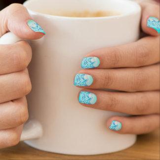 Minx de Zeester van Spijkers Minx Nail Art