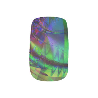 Minx Fractal Spijkers Minx Nail Art