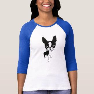 Mirabel 3/4 de t-shirt van het kleurensleeve