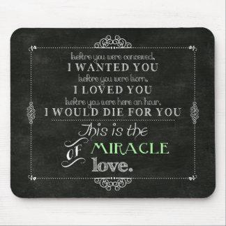 Mirakel van Liefde Muismat