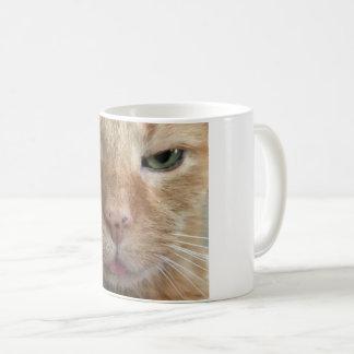 Miranda heeft genoeg gehad koffiemok