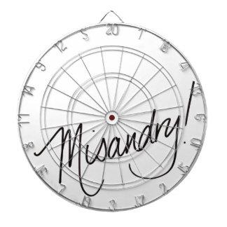 Misandry! Dartbord