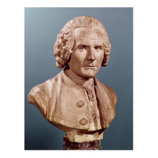 Mislukking van Jean-Jacques Rousseau Briefkaart