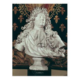 Mislukking van Louis XIV 1686 Briefkaart