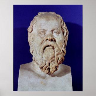 Mislukking van Socrates Poster