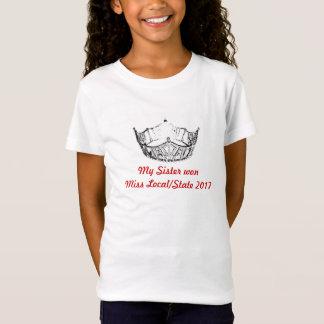 Misser America My Sister WonTop voor Meisjes T Shirt