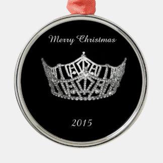 Misser America Ornament van Kerstmis van de Kroon