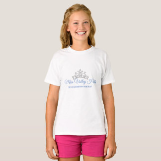 Misser America Tiara Pageant Girls de Hoogste Naam T Shirt