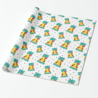 Misser Hawaiian Pineapple Cadeaupapier