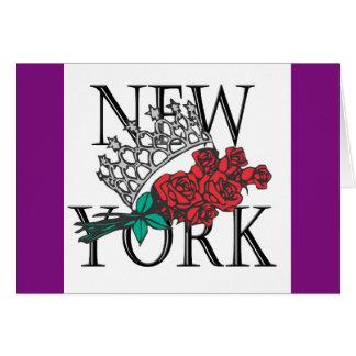 Misser Kaarten van de Nota van New York de